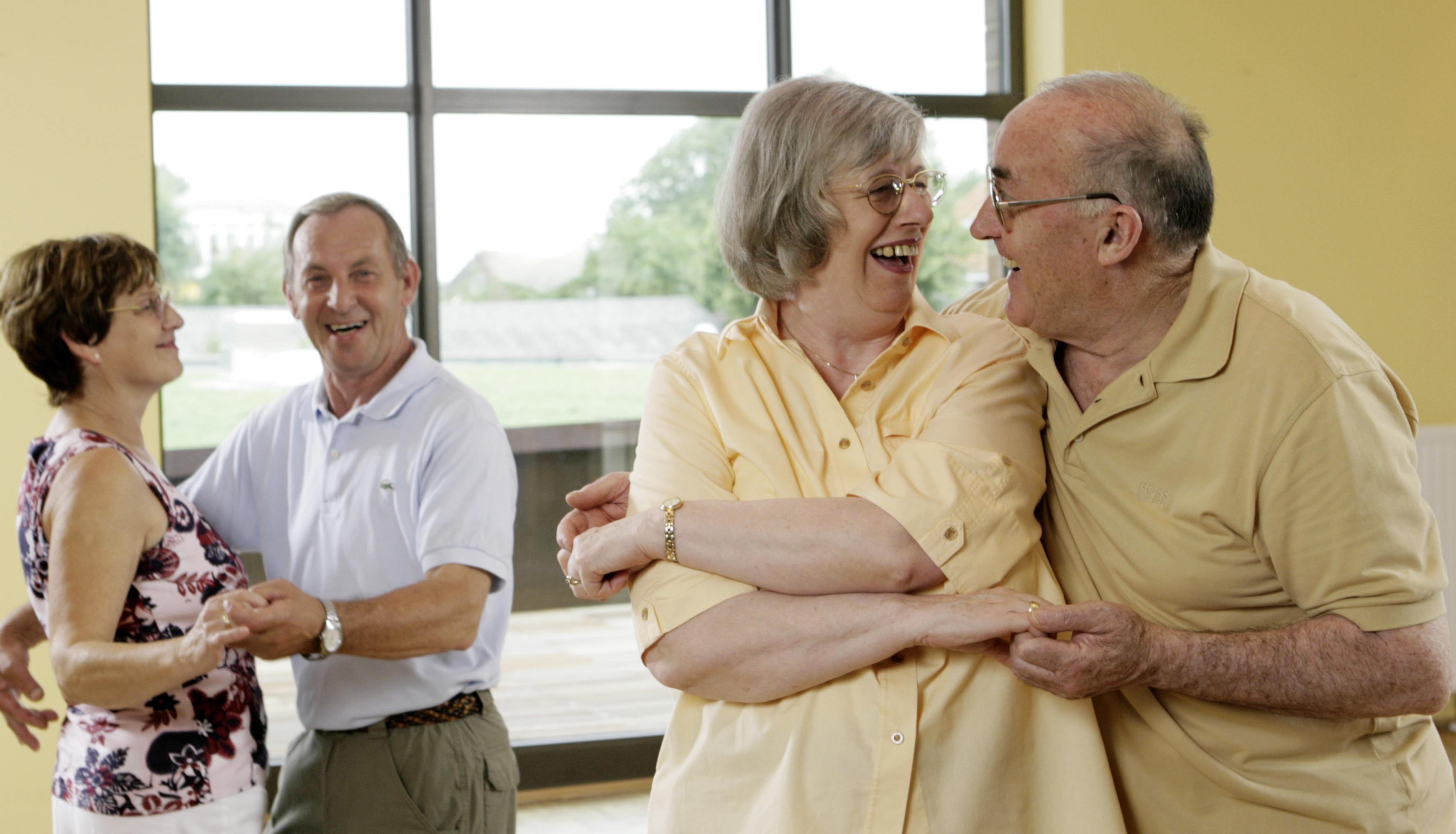 Neuer Seniorentanzkurs...