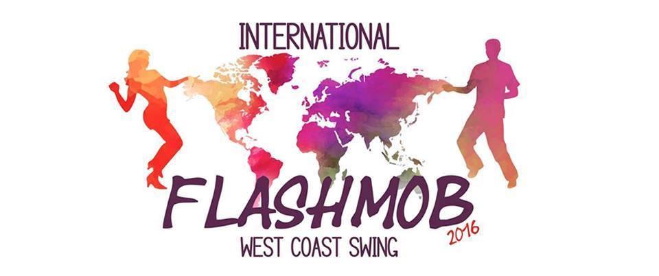 West Coast Swing Flashmob 2016